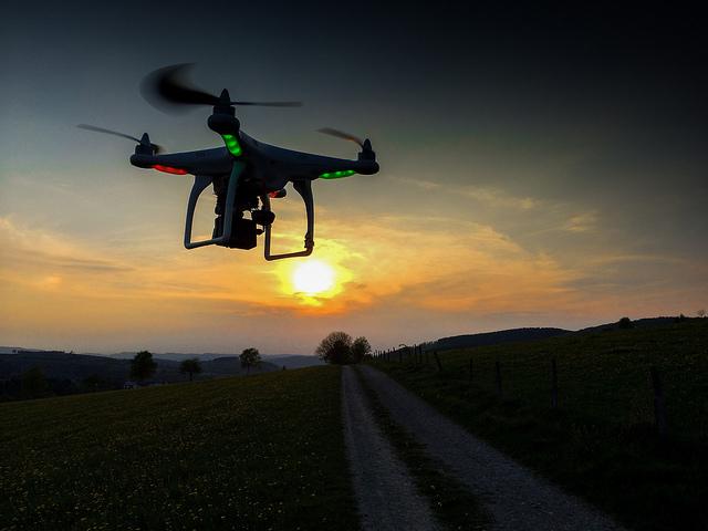 Drone İle Çekim Nasıl Yapılır?