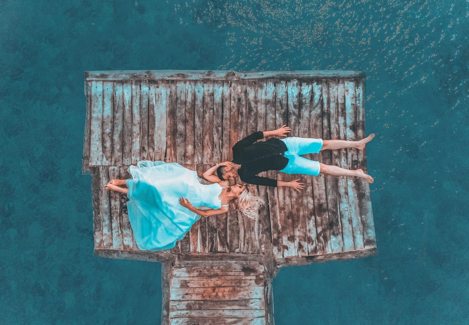 Havadan Düğün Çekimi
